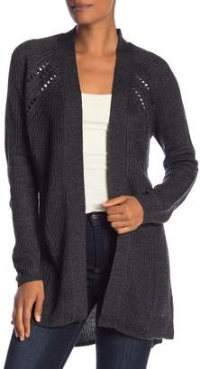 Joe Fresh Open Front Knit Cardigan