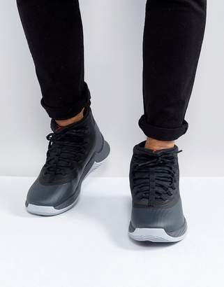 Jordan Nike Ultra Fly 2 Sneakers In Black 897998-002