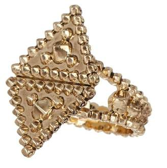 House Of Harlow Central Highlands Pyramid Ring - Size 8