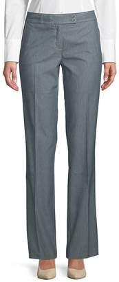 Robert Graham Women's Tess Stripe High-Rise Pants