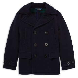 Ralph Lauren Boys' Peacoat Jacket - Big Kid