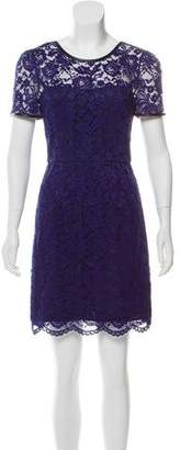 ABS by Allen Schwartz Lace Mini Dress w/ Tags