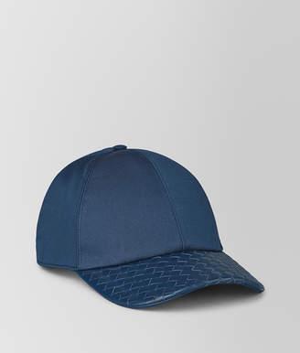 Bottega Veneta DENIM COTTON/NAPPA HAT