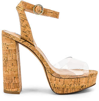 0daabe21724 Steve Madden Clear Heels - ShopStyle