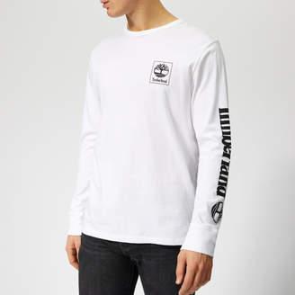 Timberland Men's Long Sleeve T-Shirt