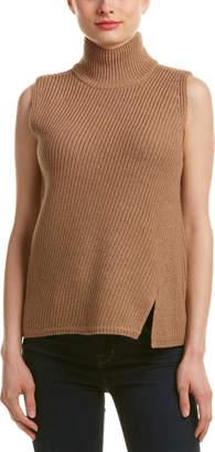Magaschoni Wool & Cashmere-Blend Vest