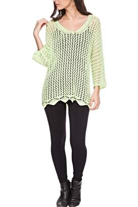Adore Knit Spring Sweater
