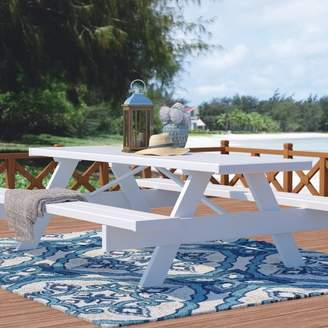 Beachcrest Home Windermere Picnic Table Table
