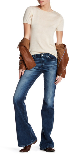 Big Star Big Star Bella High Rise Flare Jean