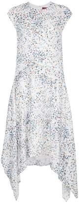 DAY Birger et Mikkelsen Sies Marjan printed draped dress