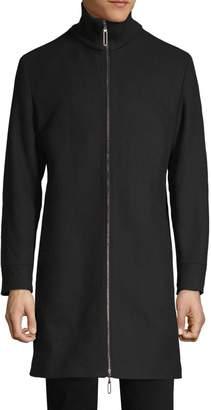 HUGO Regular-Fit Meskar Zip Jacket