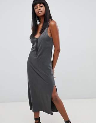 G Star G-Star Drapey Long Dress
