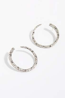 Tat2 Designs Imperia Wrap Hoop Earrings