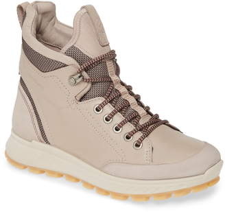 Ecco Exostrike Hydromax® Lace-Up Boot