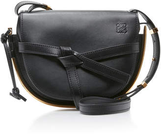 Loewe Gate Small Leather Frame Bag