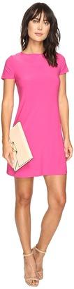 kensie - Slinky Knit Reversible Dress KS3K7788 Women's Dress $69 thestylecure.com