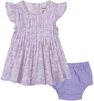 Hatley Baby Girls' Voile Dress and Bloomer Set