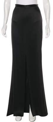 St. John Vented Maxi Skirt w/ Tags