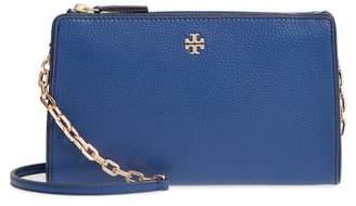 Tory Burch Marsden Leather Wallet Crossbody Bag