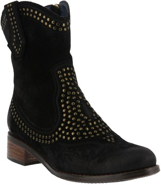 Spring Step L'Artiste by Suede Boots - Sarita