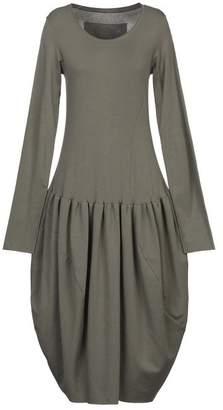 Black Label Knee-length dress