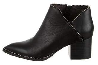 Seychelles Embellished Pointed-Toe Ankle Boots