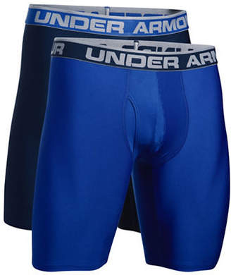 Under Armour Two-Pack Boxer Briefs
