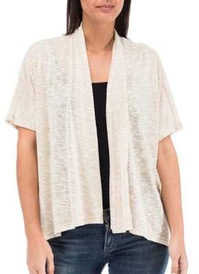 Bobeau B Collection by Lightweight Summer Cardigan