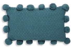 Thro Pom-Pom Cotton Pillow