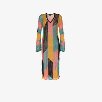 A Peace Treaty Serreno cotton kaftan dress