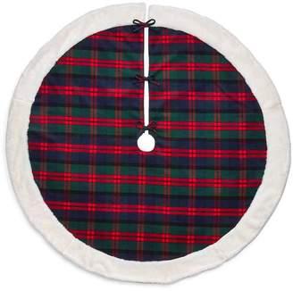 Bloomingdale's Christmas Plaid Tree Skirt - 100% Exclusive