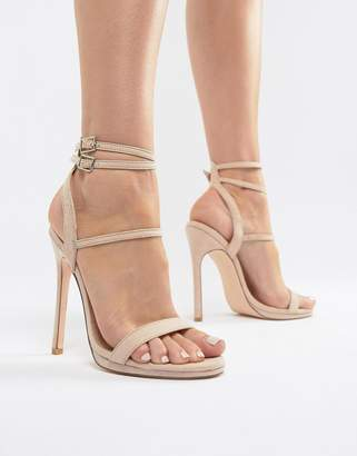 Coco Wren Platform Heeled Sandals