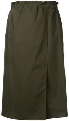 Sofie D'hoore plain straight skirt