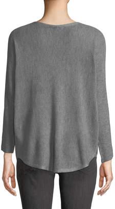 Joie Kerenza Long-Dolman-Sleeve Sweater