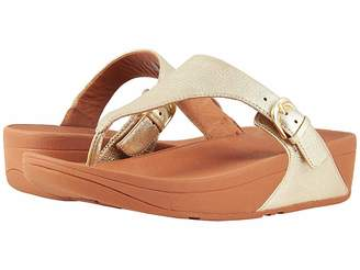 FitFlop Skinny Toe Thong Sandal Women's Sandals
