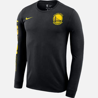 Nike Team Men's Golden State Warriors 2018 NBA Champs Long-Sleeve T-Shirt
