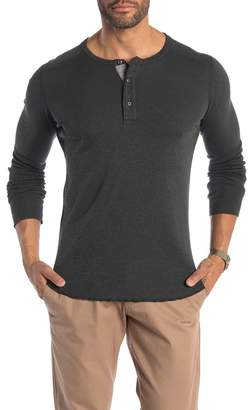WINGS AND HORNS Long Sleeve Henley