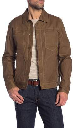 Jeremiah Roanoke Wax Canvas Work Shirt