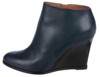 Celine Pointed-Toe Ankle Booties w/ Tags