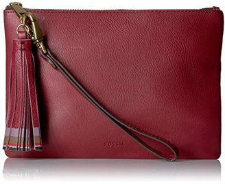 Fossil Small Wristlet $31.95 thestylecure.com