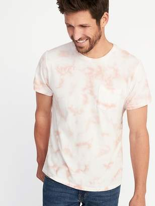 Old Navy Tie-Dye Pocket Tee for Men