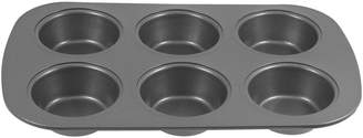 Oneida Confection Six Cup Muffin Pan