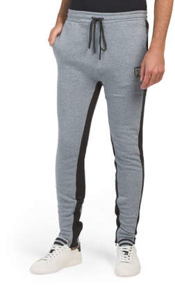 Double Race Stripe Joggers