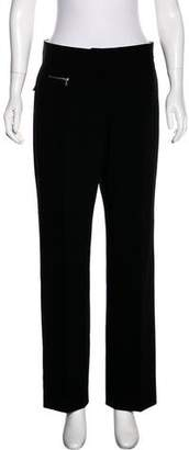 Marc Jacobs High-Rise Wide-Leg Wool Pants