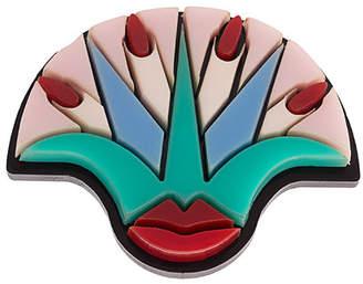 Yazbukey lips and nails ring