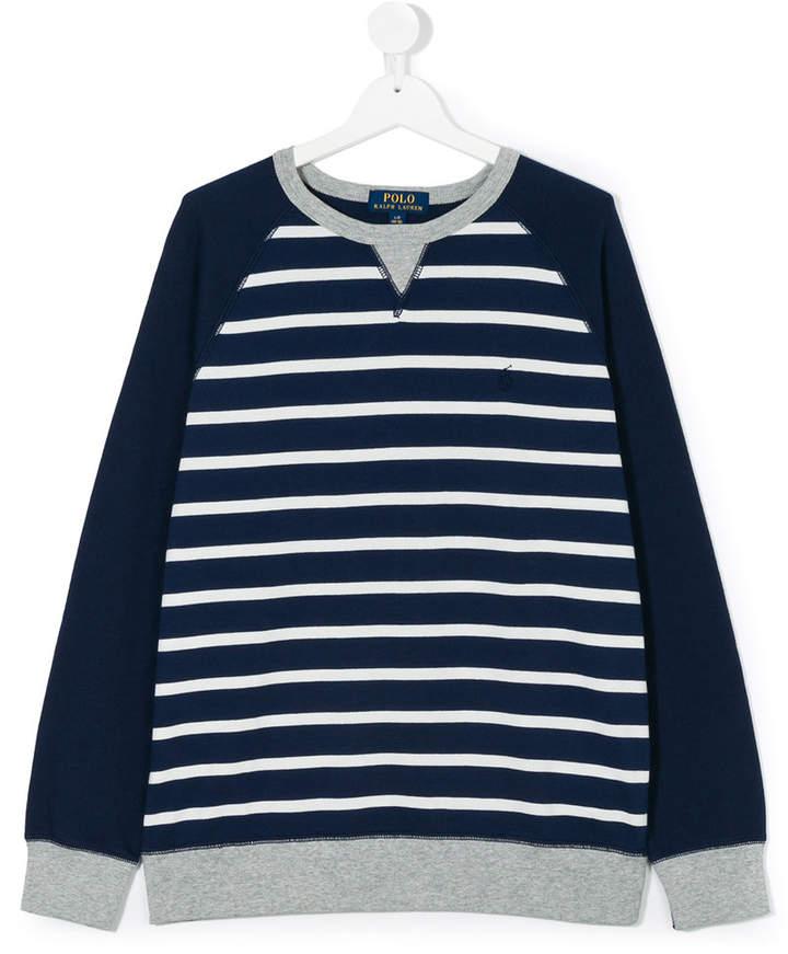 striped jumper