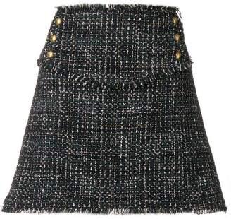 Pinko knit mini skirt