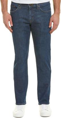 J Brand Kane Venator Linen-Blend Straight Leg