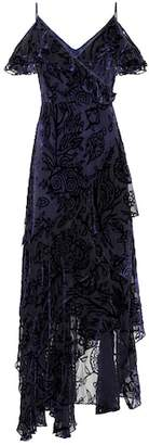 Peter Pilotto Velvet devoré dress