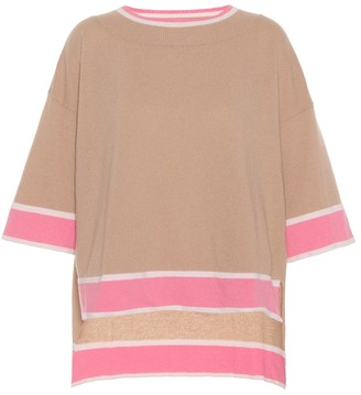 81 Hours 81hours Isabel wool and cashmere sweater